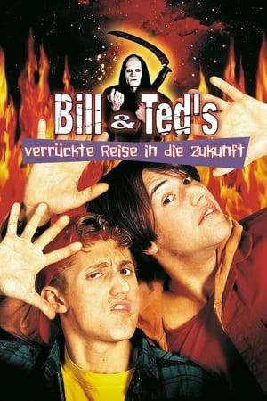 Bill és Ted haláli túrája poszter