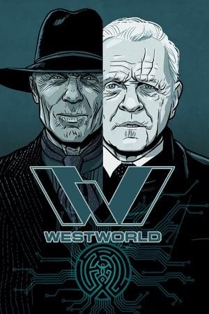 Westworld poszter