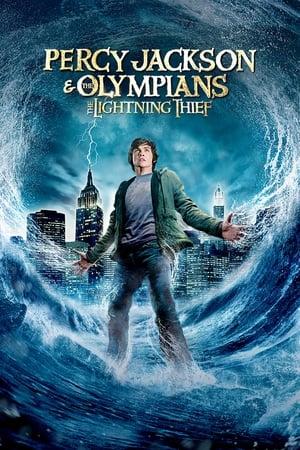 Percy Jackson és az olimposziak: Villámtolvaj poszter