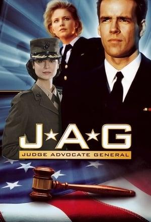 J.A.G. - Becsületbeli ügyek poszter
