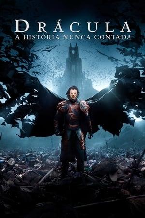 Az ismeretlen Drakula poszter