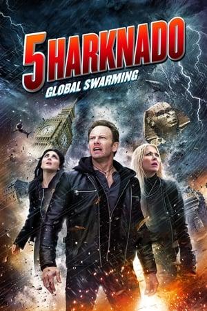Sharknado 5. - Globális rajzás