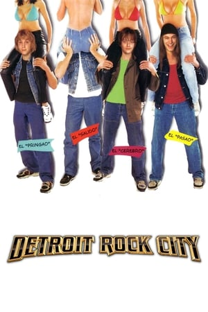 Detroit Rock City poszter