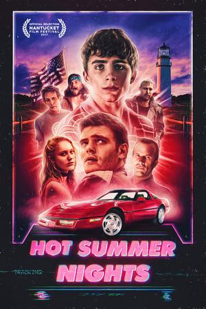 Forró nyári éjszakák poszter