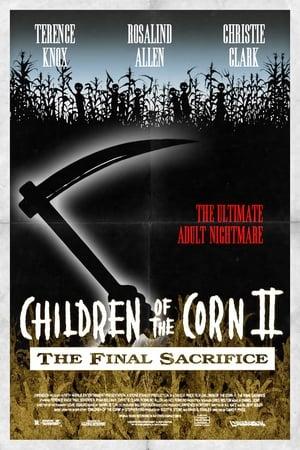 A kukorica gyermekei 2. - A végső áldozat poszter