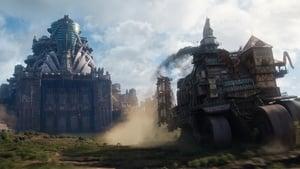 Ragadozó városok háttérkép