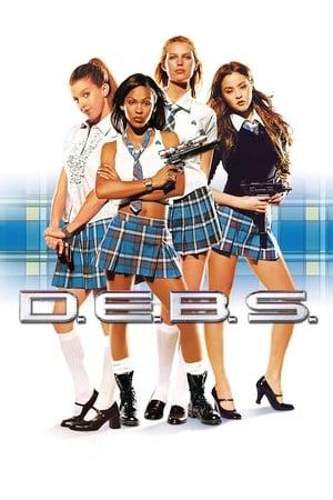 D.E.B.S. - Kémcsajok