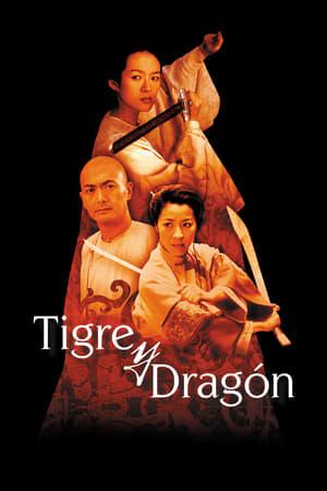 Tigris és sárkány poszter