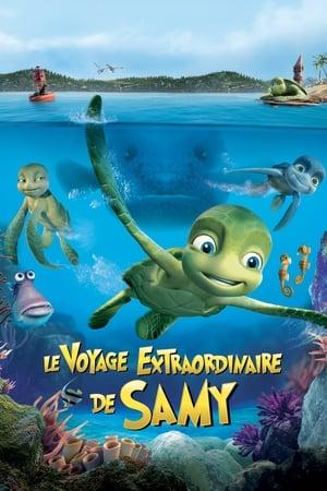 Sammy nagy kalandja - A titkos átjáró poszter