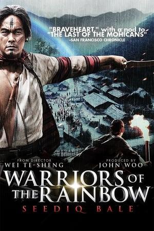 A szivárvány harcosai poszter