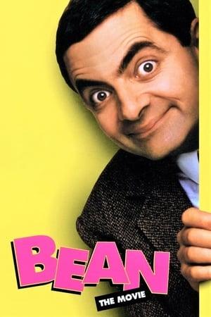 Bean - Az igazi katasztrófafilm poszter