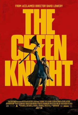 The Green Knight poszter