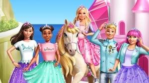 Barbie: Princess Adventure háttérkép