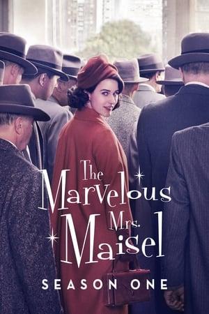 A csodálatos Mrs. Maisel