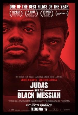 Judas and the Black Messiah poszter