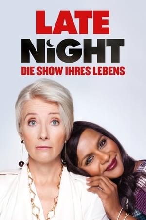 Az éjszakai Show poszter