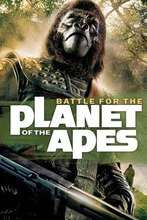 A majmok bolygója V. - A csata