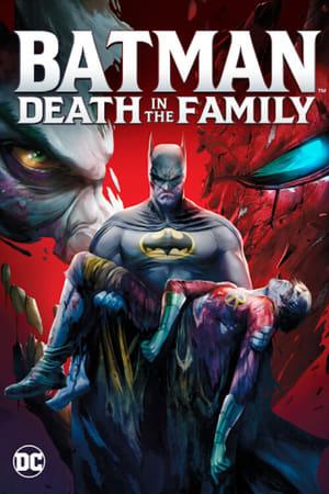 Batman: Death in the Family poszter