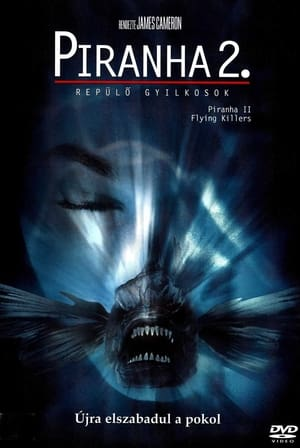 Piranha 2. - Repülő gyilkosok