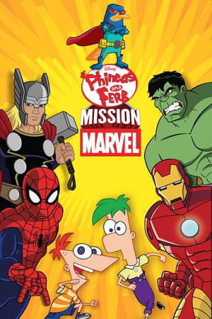 Phineas és Ferb: Marvel küldetés