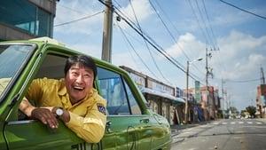 Egy taxisofőr háttérkép