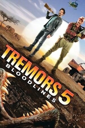 Tremors 5. - Vérvonal