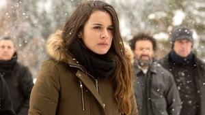 Palmeras en la nieve háttérkép