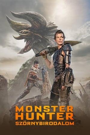 Monster Hunter - Szörnybirodalom