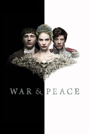 Háború és béke poszter