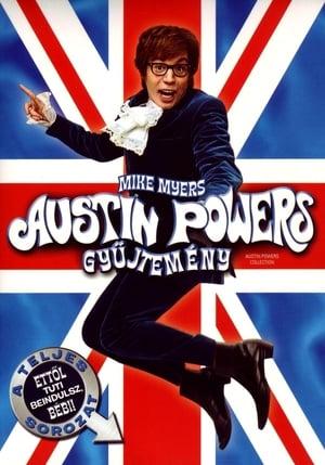 Austin Powers filmek