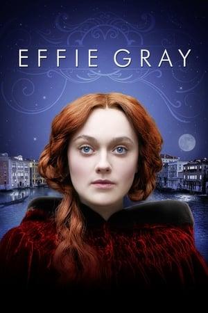 Effie Gray poszter