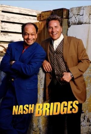 Nash Bridges - Trükkös hekus poszter