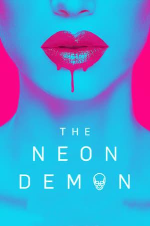 Neon Démon poszter