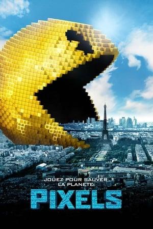 Pixel poszter