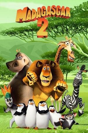 Madagaszkár 2. poszter