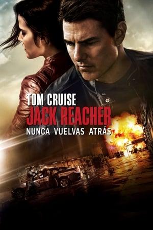 Jack Reacher: Nincs visszaút poszter