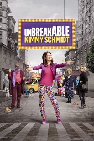 A megtörhetetlen Kimmy Schmidt