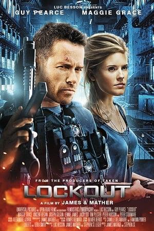 Lockout - A titok nyitja poszter