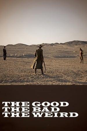 A jó, a rossz és a furcsa poszter