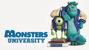 Szörny Egyetem háttérkép