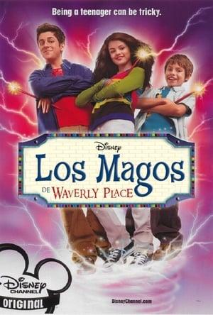 Varázslók a Waverly helyből poszter