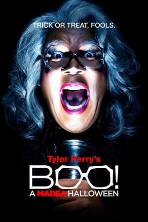 Boo! A Madea Halloween poszter