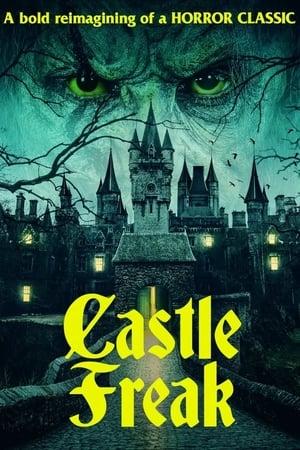 Castle Freak poszter