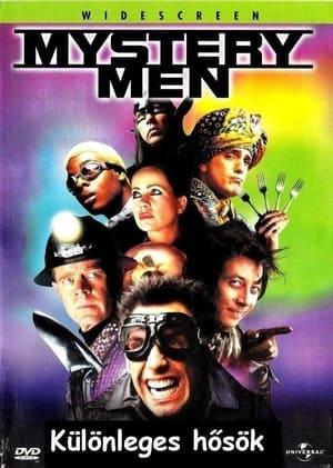 Mystery Men - Különleges hősök