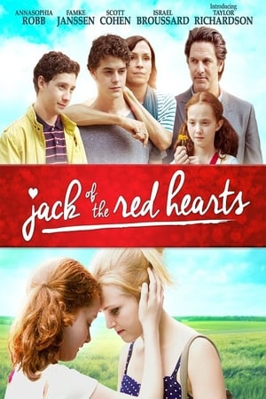 Jack of the Red Hearts poszter