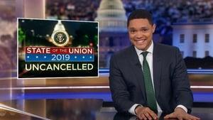 The Daily Show with Trevor Noah 24. évad Ep.56 56. rész