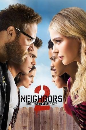 Rossz szomszédság 2 poszter