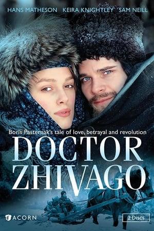Doktor Zsivágó poszter