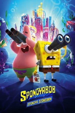 SpongyaBob - Spongya szökésben