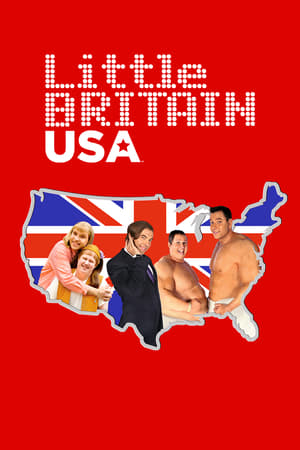 Little Britain USA poszter